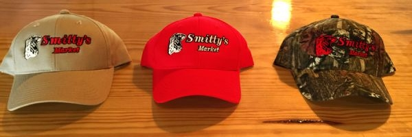 Smitty's Cow Head Caps